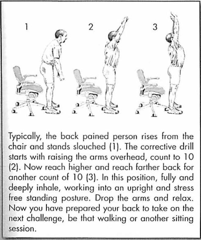 Chuyên gia hướng dẫn đứng, ngồi đúng cách giúp dân văn phòng giảm nguy cơ mắc bệnh cột sống - Ảnh 6.