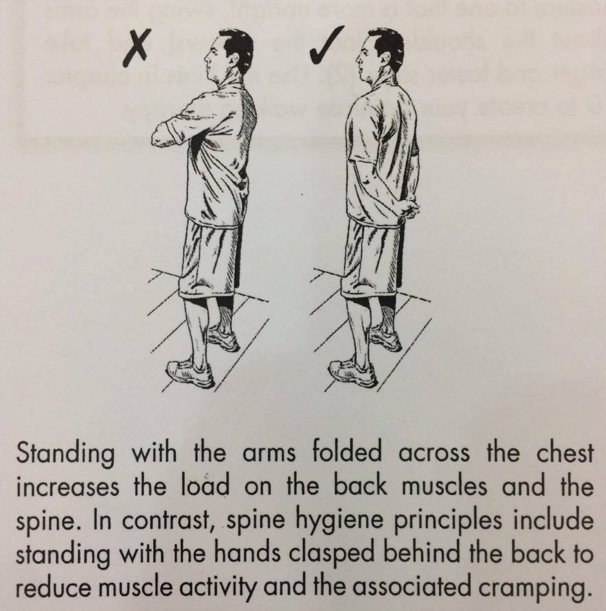 Chuyên gia hướng dẫn đứng, ngồi đúng cách giúp dân văn phòng giảm nguy cơ mắc bệnh cột sống - Ảnh 8.