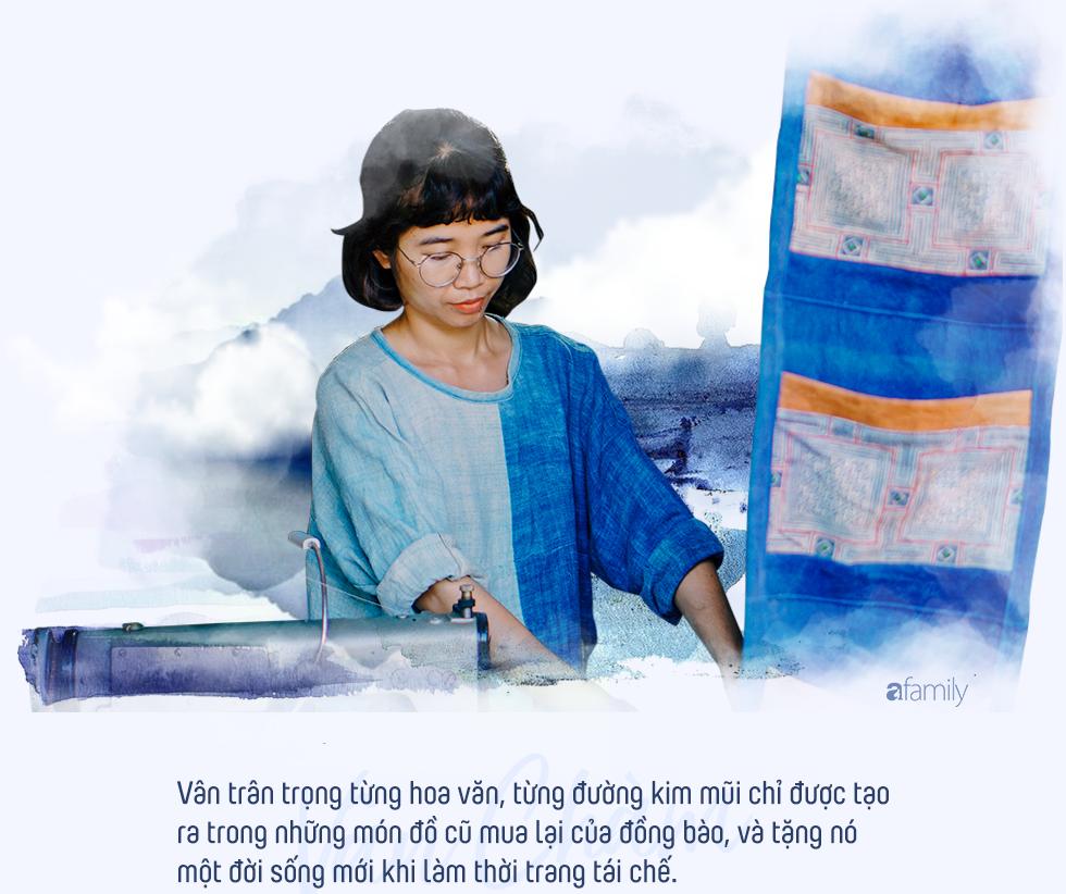 Đôi bàn tay màu xanh và cuộc sống tự do của cô gái 9X bỏ phố về bản tự tay trồng lúa, nhuộm chàm, sống cả năm không sờ đến tiền - Ảnh 11.