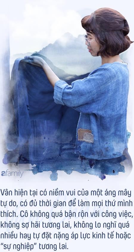 Đôi bàn tay màu xanh và cuộc sống tự do của cô gái 9X bỏ phố về bản tự tay trồng lúa, nhuộm chàm, sống cả năm không sờ đến tiền - Ảnh 18.