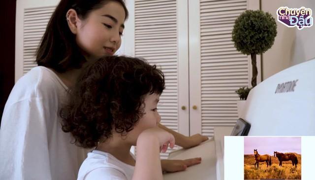 Bí kíp giúp con thành thạo tiếng Anh ngay tại nhà của gia đình Đậu - Ảnh 1.