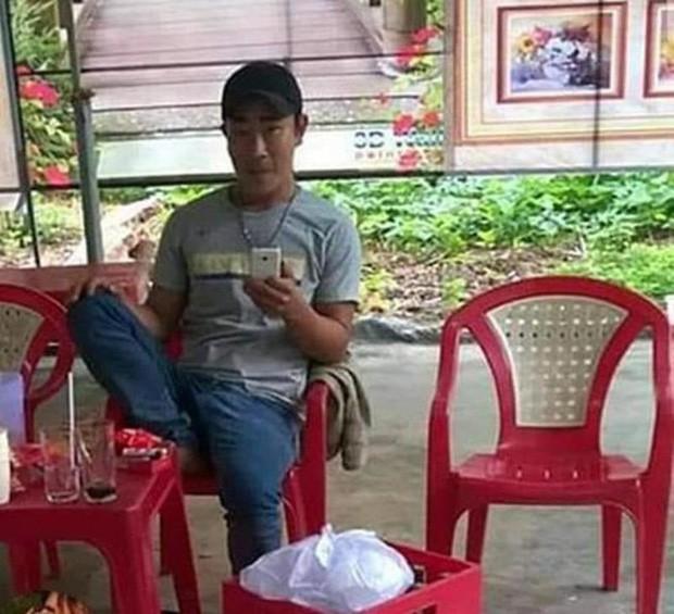 Bắt gã chồng hờ hành hạ dã man thai phụ ở Bình Thuận - Ảnh 1.