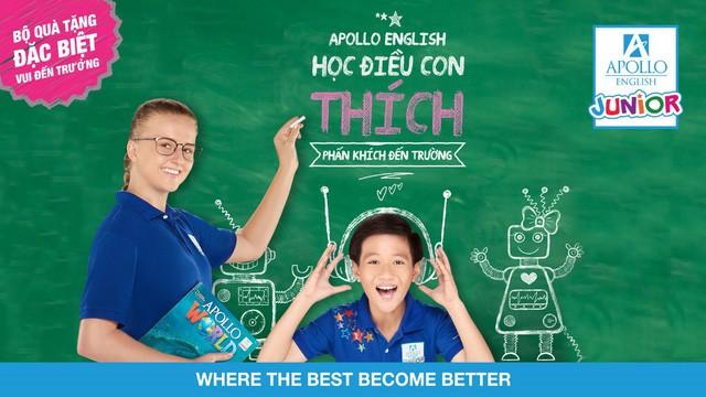 Đừng ép trẻ học tiếng Anh, hãy giúp trẻ thích học - Ảnh 2.
