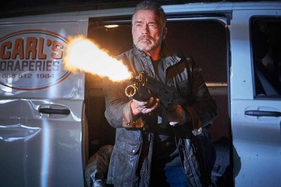"""""""Kẻ hủy diệt: Vận mệnh đen tối"""" tung trailer kịch tính không thể không xem - Ảnh 5."""