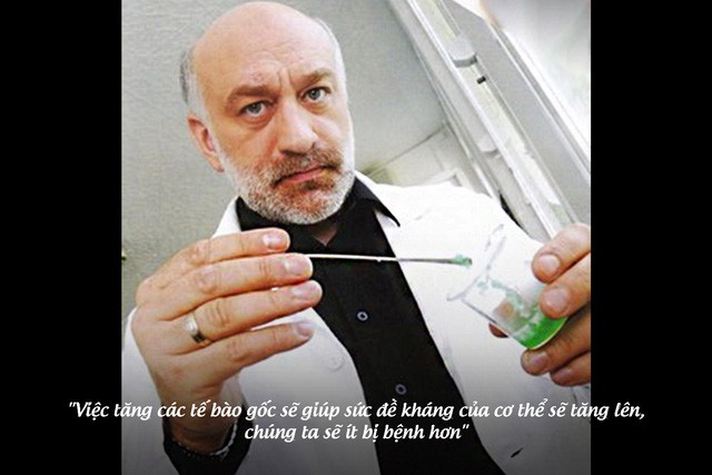 Szabó László – Câu chuyện xúc động về một chuyên gia tế bào gốc người Hung dành cả cuộc đời nghiên cứu với tình yêu vĩ đại dành cho cha - Ảnh 2.