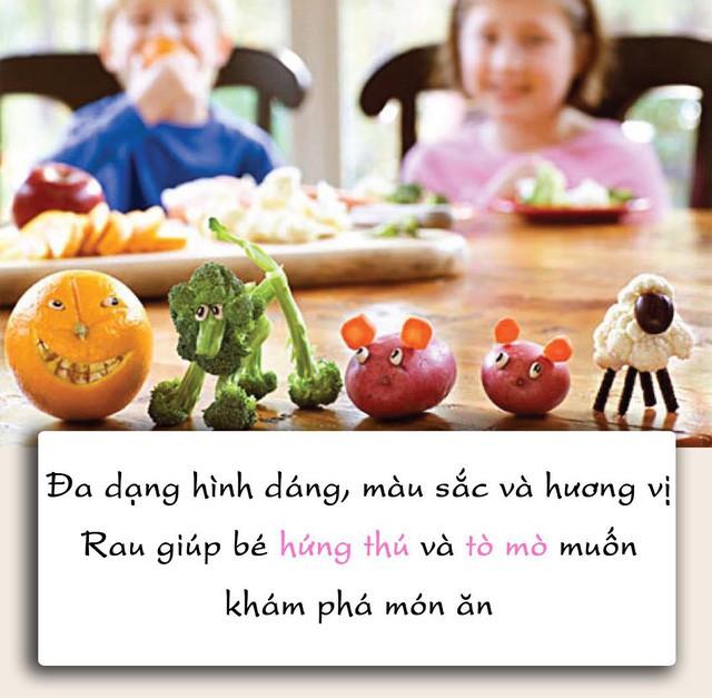 Nỗi lòng của trẻ táo bón: Mẹ ơi đừng ép con ăn rau! - Ảnh 3.