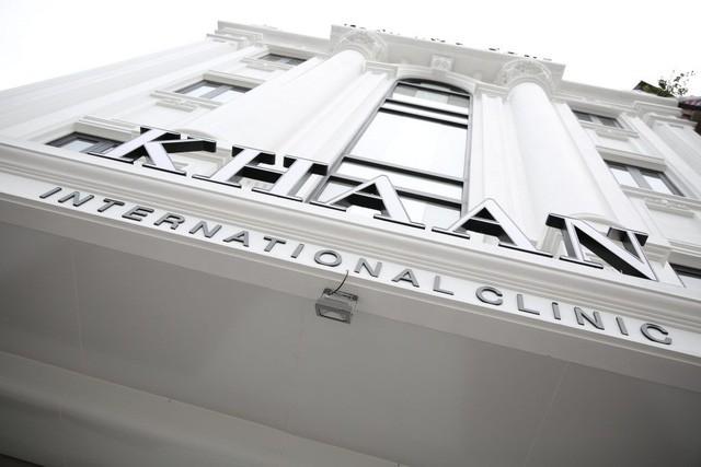 Thẩm mỹ quốc tế Khaan – cơ sở vật chất đẳng cấp 5 sao - Ảnh 4.