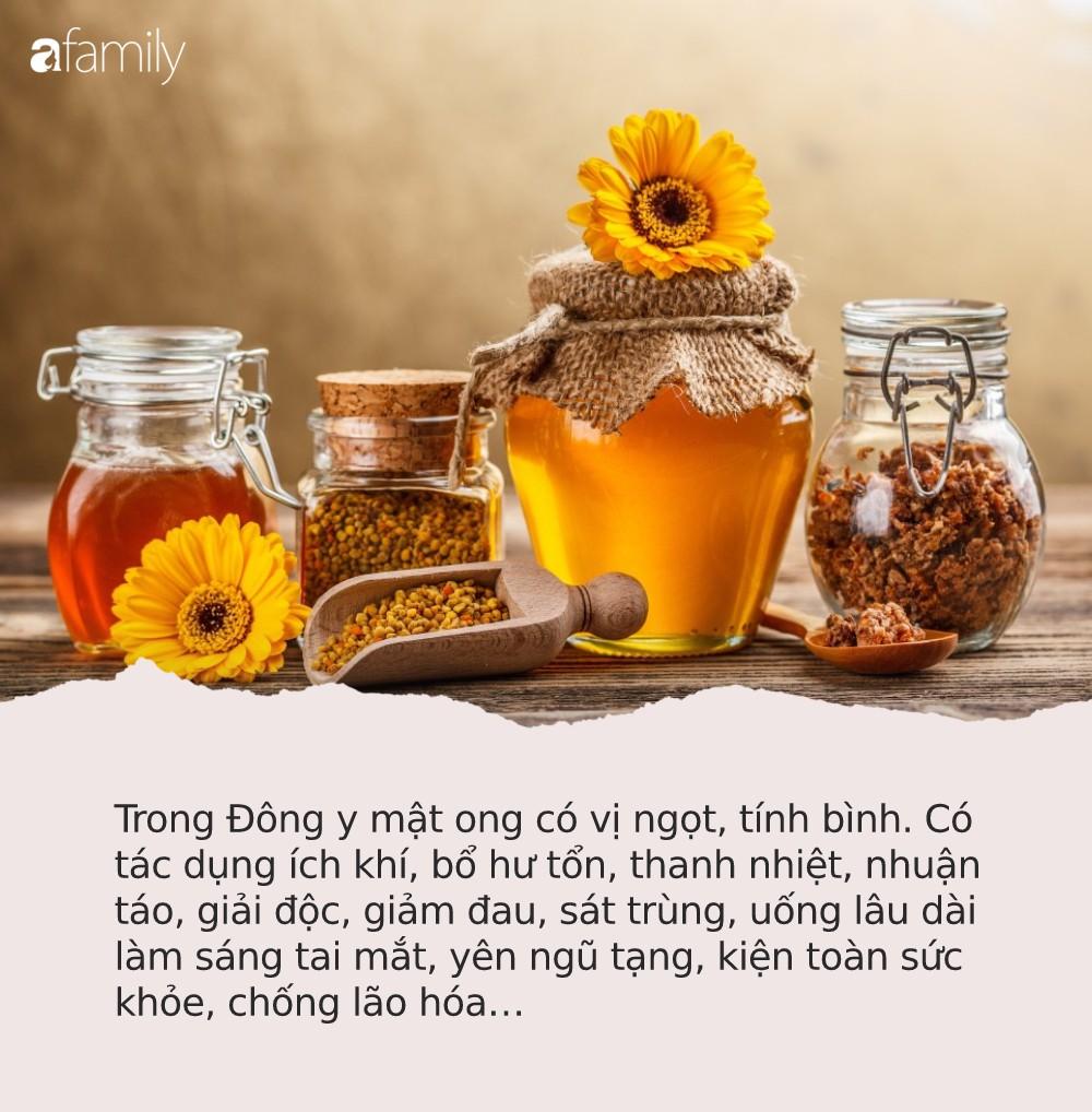 Thực phẩm đại kỵ dùng chung với mật ong, nhiều người đang phạm sai lầm mà không hề hay biết - Ảnh 1.