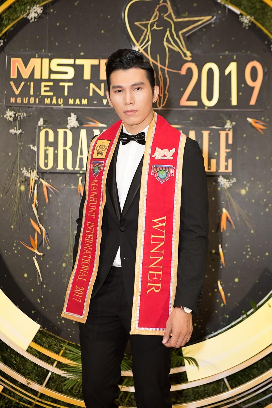 Nam Vương Ngọc Tình- trưởng ban tổ chức cuộc thi