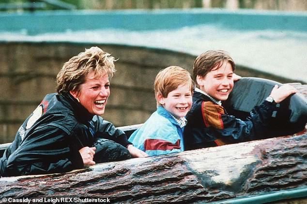 Hé mở sự thật về bữa ăn ngày thứ 7 cho 2 con trai của Công nương Diana khi còn sống - Ảnh 4.