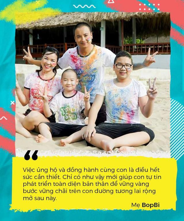 Chia sẻ những quan niệm nuôi dạy con hiện đại từ ông bố Hoàng Bách và các hot mom Việt - Ảnh 5.