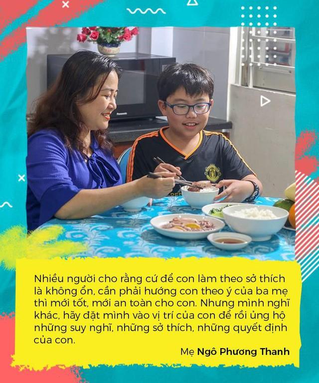 Chia sẻ những quan niệm nuôi dạy con hiện đại từ ông bố Hoàng Bách và các hot mom Việt - Ảnh 6.
