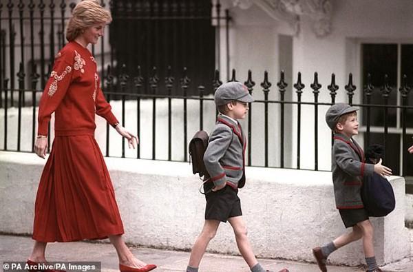 Hé mở sự thật về bữa ăn ngày thứ 7 cho 2 con trai của Công nương Diana khi còn sống - Ảnh 6.