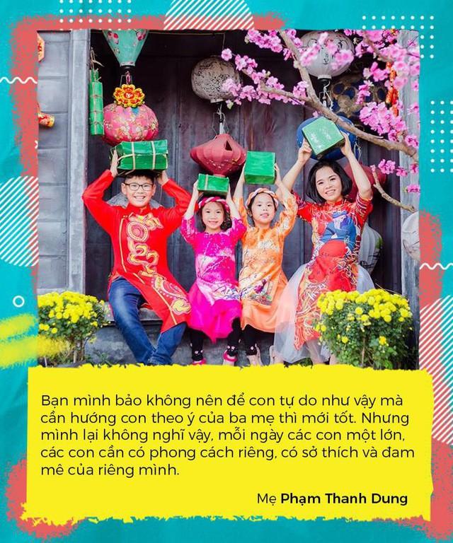 Chia sẻ những quan niệm nuôi dạy con hiện đại từ ông bố Hoàng Bách và các hot mom Việt - Ảnh 7.