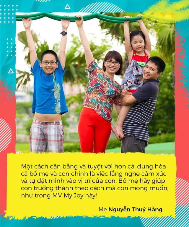 Chia sẻ những quan niệm nuôi dạy con hiện đại từ ông bố Hoàng Bách và các hot mom Việt - Ảnh 8.