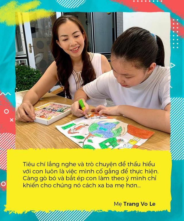 Chia sẻ những quan niệm nuôi dạy con hiện đại từ ông bố Hoàng Bách và các hot mom Việt - Ảnh 9.
