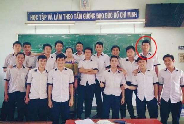 Ngắm loạt ảnh thời đi học của dàn cầu thủ đội tuyển Việt Nam: Ai cũng nhìn cực ngố tàu, riêng Xuân Trường gây bất ngờ với thành tích học tập khủng - Ảnh 17.