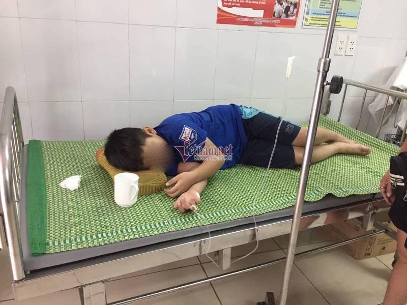 4 cháu nhỏ Hải Phòng nghi bị sốc ma túy do uống chung chai sữa - Ảnh 3.