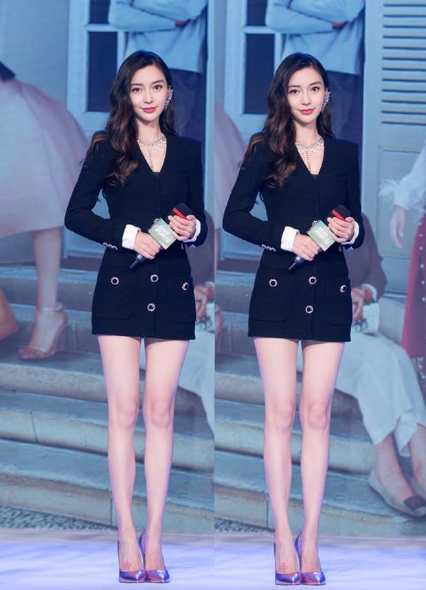 Mix đồ cả cây tưởng là sang nhưng chưa chắc đã đẹp hơn, Angela Baby và Seo Ye Ji chính là ví dụ - Ảnh 3.