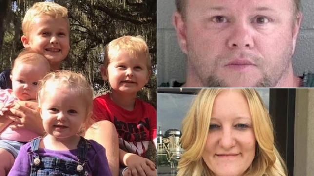 Gây tai nạn giao thông, người đàn ông bị phát giác hành vi giết vợ giấu xác trong cốp xe, 4 đứa con cũng chịu chung số phận với mẹ - Ảnh 1.