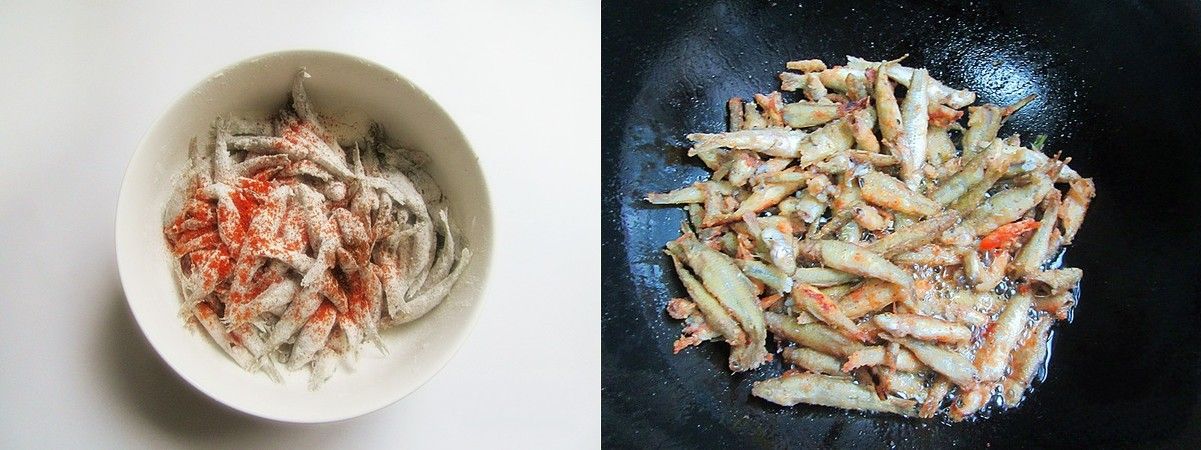 Cá chiên giòn món ăn ngon cơm ngày mưa - Ảnh 2.