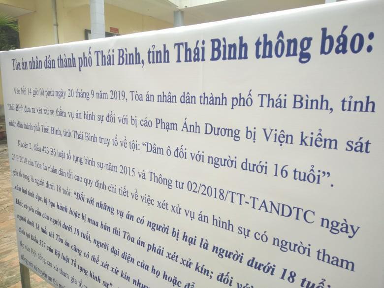 Cựu Bí thư đoàn phường ở Thái Bình lĩnh 2 năm tù vì dâm ô bé gái 11 tuổi - Ảnh 2.