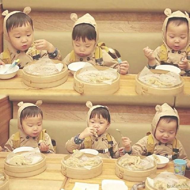 """Dạy con đã khó nhưng """"Ông bố quốc dân"""" Song Il Gook phải chóng mặt với đàn con sinh 3  - Ảnh 8."""