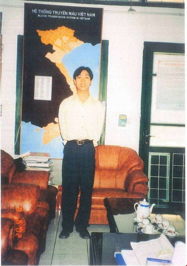2 lần được chuẩn bị áo quan, chàng trai Thái Bình hồi sinh thành chuyên gia - Ảnh 1.