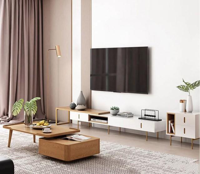 Bật mí bí quyết lựa chọn nội thất gỗ hiện đại, sang trọng cho ngôi nhà thêm xinh - Ảnh 1.