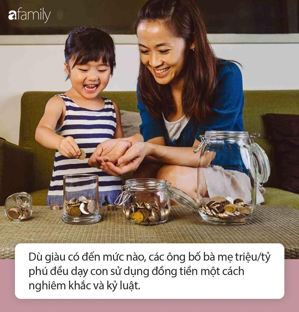 8 bài học những ông bố bà mẹ tỷ phú dạy con mà bất kỳ phụ huynh nào cũng có thể áp dụng theo - Ảnh 2.