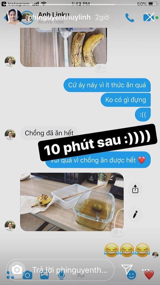 Kết hôn 3 tháng, MC Phí Linh hé lộ đoạn hội thoại cực ngọt với ông xã, chứng minh cuộc sống hôn nhân trong mơ - Ảnh 2.