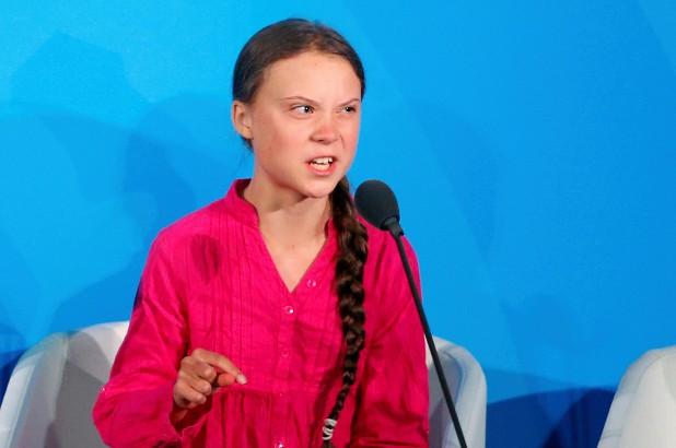 """Giữa tâm bão bị chỉ trích """"làm lố"""", lý lịch gia đình của Greta Thunberg được chú ý vì ai cũng có máu nghệ thuật và khả năng diễn xuất đầy mình - Ảnh 1."""