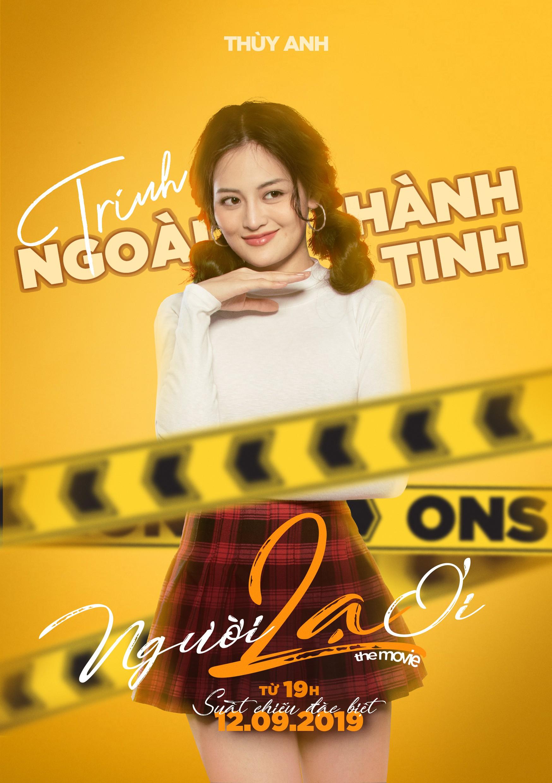 Trinh Ngoai Hanh Tinh