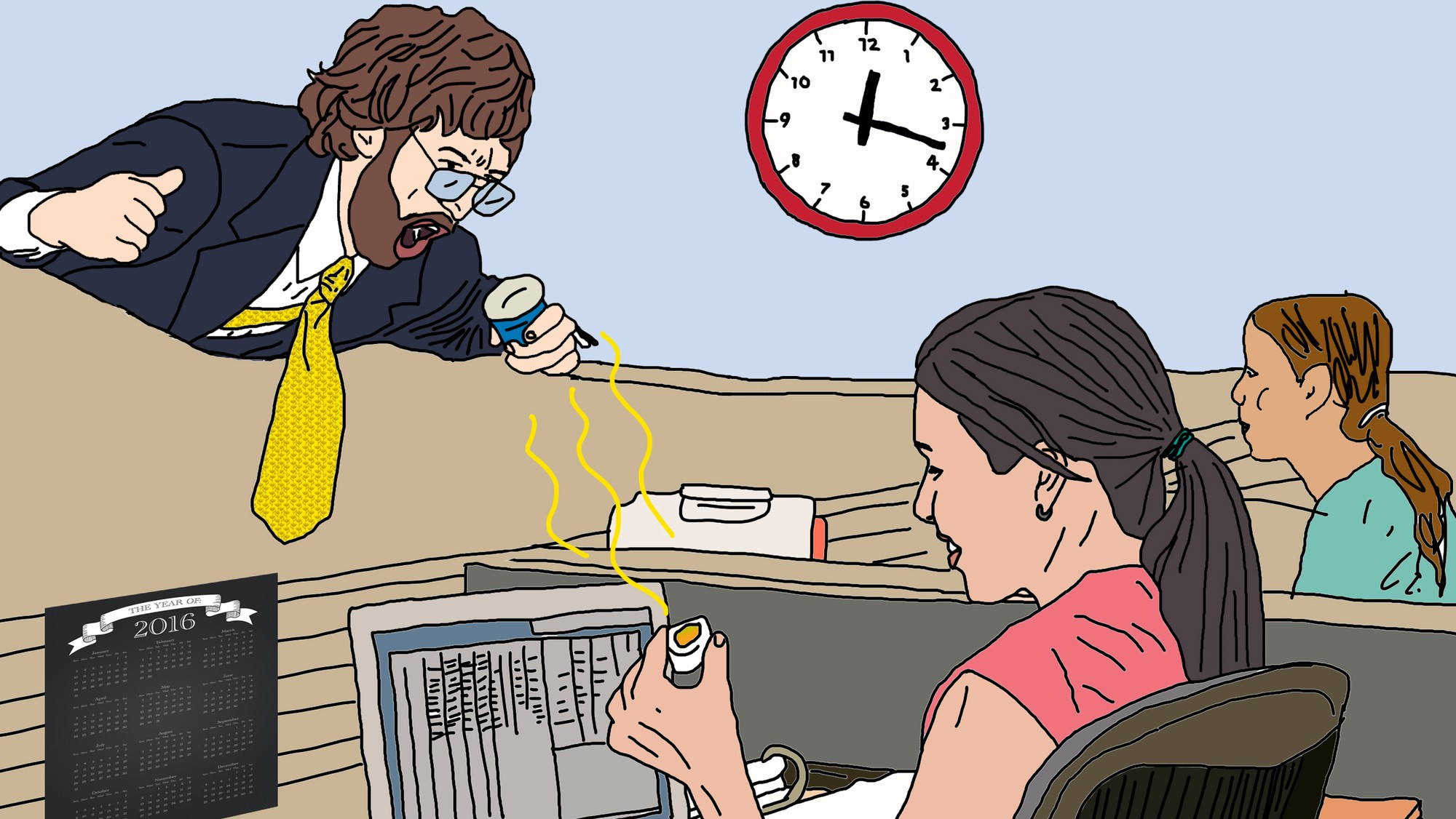 illustration-smelly-office-lunch-tease-today-160825_8250bcdfcc424a08ca22fe2ee22467fa