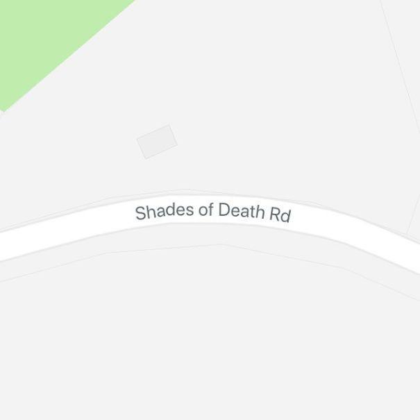 Tìm kiếm những địa danh buồn bã nhất thế giới qua Google Maps rồi in sách bán, anh chàng kiếm bộn tiền - Ảnh 10.