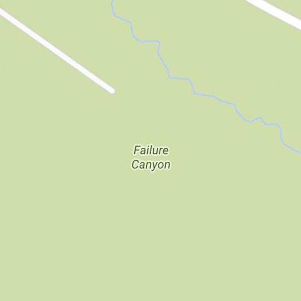 Tìm kiếm những địa danh buồn bã nhất thế giới qua Google Maps rồi in sách bán, anh chàng kiếm bộn tiền - Ảnh 13.