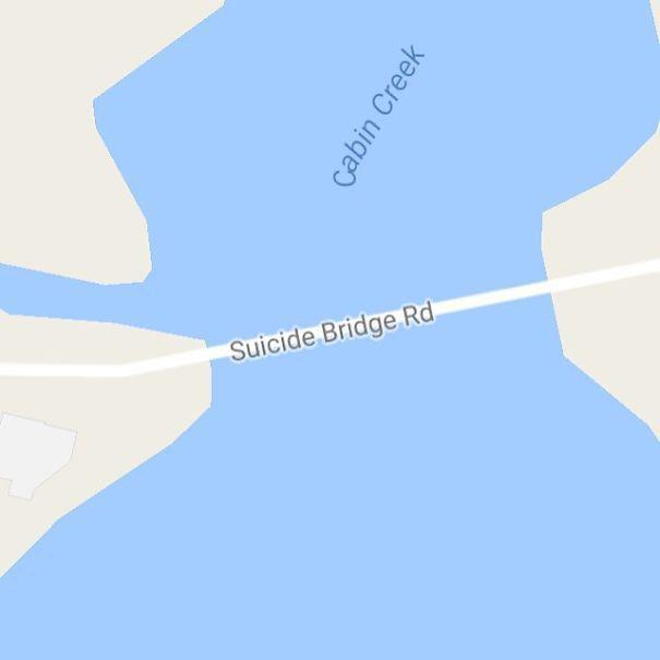 Tìm kiếm những địa danh buồn bã nhất thế giới qua Google Maps rồi in sách bán, anh chàng kiếm bộn tiền - Ảnh 14.
