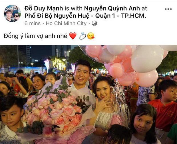 Gia thế khủng và học vấn cực đỉnh của Quỳnh Anh - cô gái vừa được cầu thủ Duy Mạnh cầu hôn - Ảnh 2.