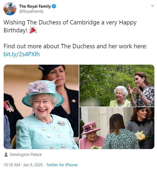 Mối thù hoàng gia: Công nương Kate xuất hiện kém sắc, đáng thương khi bị em dâu Meghan hủy hoại đúng ngày sinh nhật bởi thông báo gây sốc - Ảnh 4.