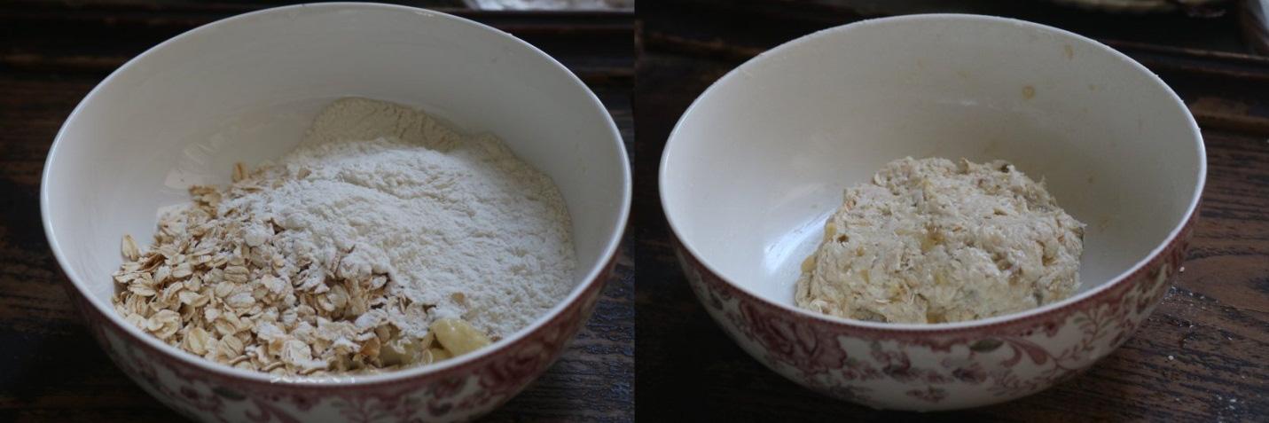 Tôi giải quyết hết chuối chín trong nhà với món bánh chuối ngon rụng rời mà làm siêu dễ - Ảnh 2.