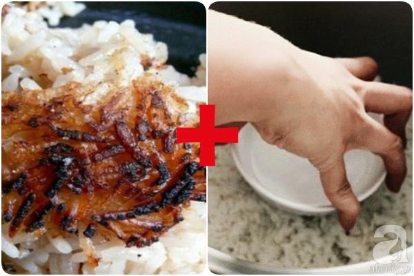 Nấu cơm bị sống, nhão... đừng vội vứt đi, áp dụng mẹo này cơm lại ngon như thường - Ảnh 4.