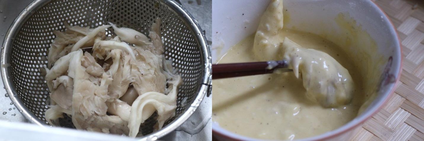 Nấm chiên giòn: Món ăn vặt lành mạnh mà siêu ngon cho cả nhà - Ảnh 2.