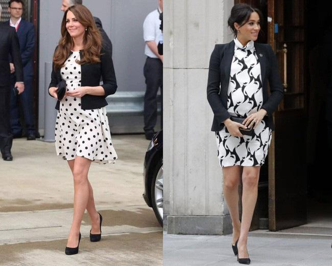 Từng được Kate Middleton sẻ chia bao chuyện làm đẹp - thời trang, Meghan Markle vẫn nói không được ai quan tâm rồi phũ với chị dâu và cả Hoàng gia Anh  - Ảnh 4.