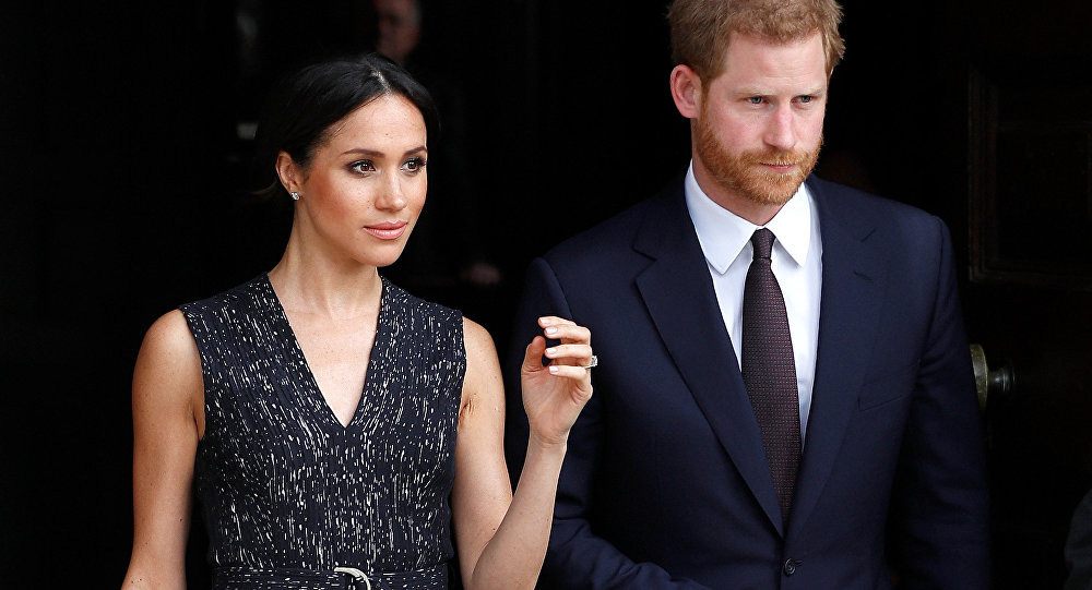 """Trước khi """"làm loạn"""" Hoàng gia Anh, Meghan Markle từng được nuôi dạy trong một gia đình """"hỗn độn"""" và có tuyên ngôn đầy thù địch về bố ruột - Ảnh 1."""