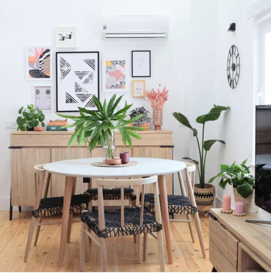 Rộng 180 mét vuông, đây là căn hộ điển hình cho sự tinh tế được xây dựng trên một ngân sách hạn hẹp - Ảnh 3.