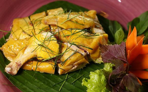 Thịt gà luộc đã ngán rồi thì bạn có thể chế biến thành món ăn bài thuốc chữa bệnh theo cách này