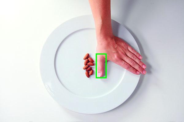 Cách đo khẩu phần ăn bằng bàn tay giúp giảm cân hiệu quả - Ảnh 5.