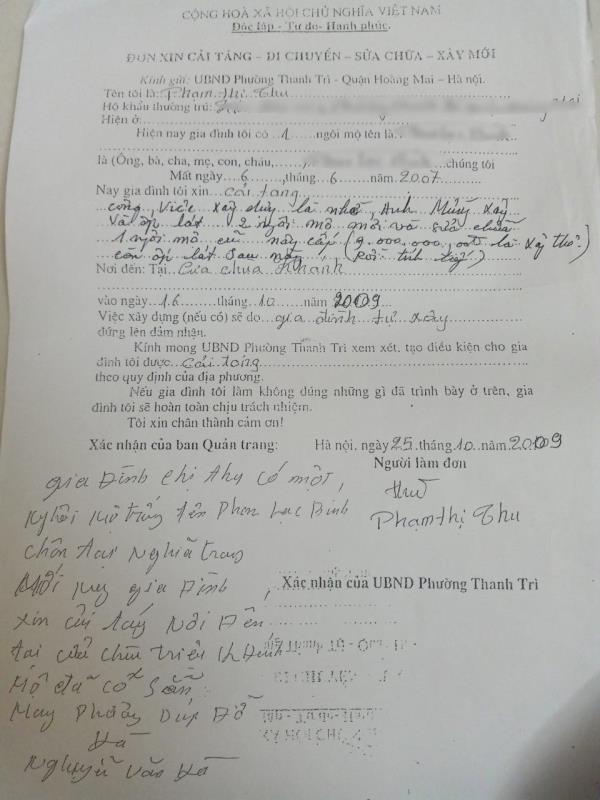 Đòi xe đạp tặng bạn gái, bị kết án 6 năm tù: Người đàn ông tiếp tục gửi đơn kiện - Ảnh 1.