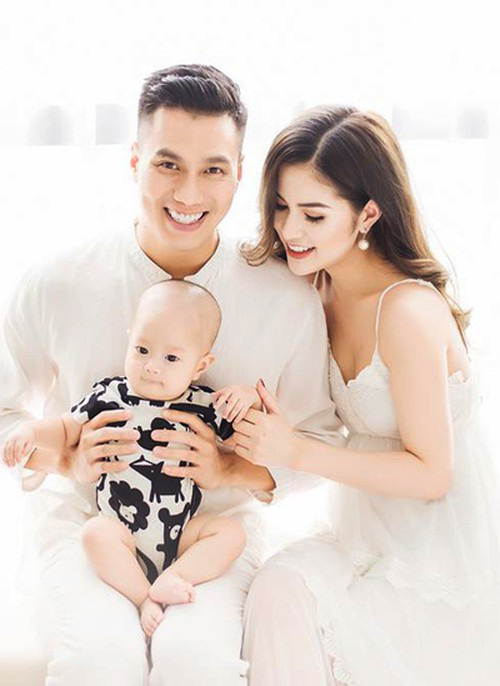"""Trước khi bị cả 2 vợ cũ chỉ trích vô trách nghiệm, nam diễn viên Việt Anh từng có cách nuôi dạy con """"rất gì và này nọ"""" - Ảnh 2."""
