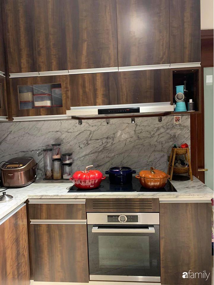 """Căn bếp toàn đồ """"xịn sò"""" của bà mẹ Hà Tĩnh yêu thích làm bánh, nấu nhiều món ngon cho gia đình - Ảnh 6."""
